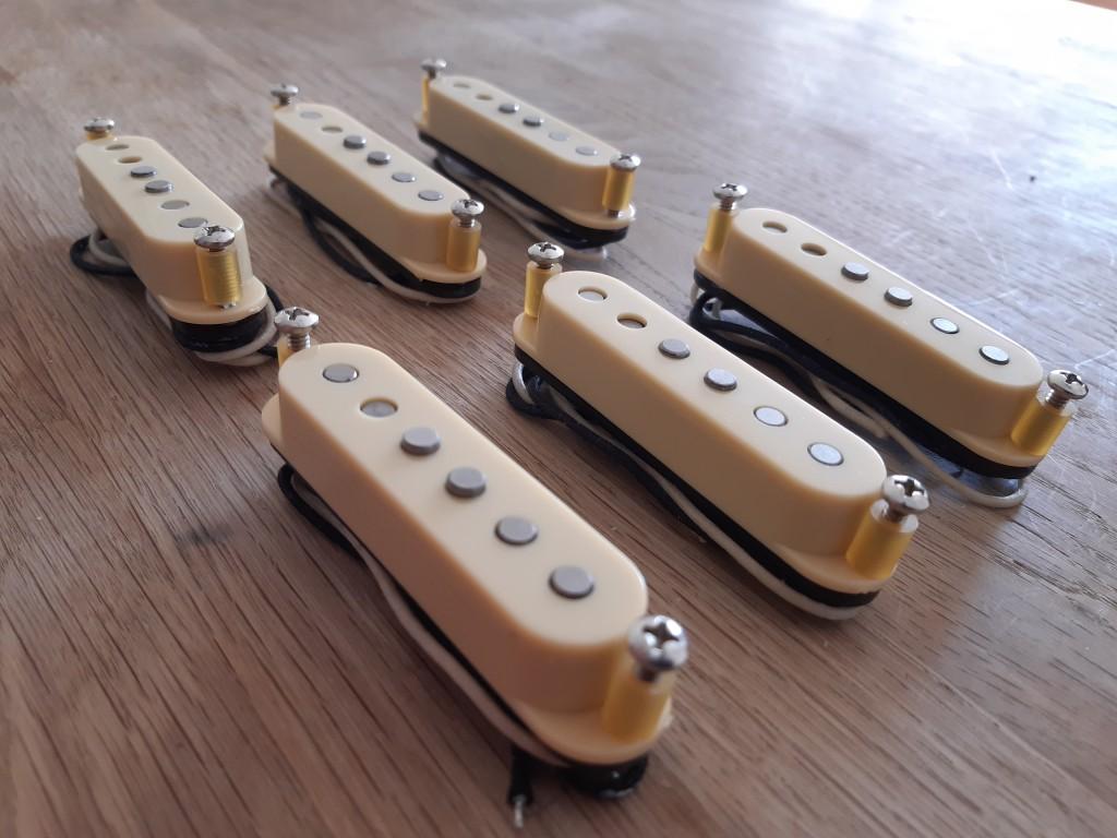 SoulShine Pickups soulshinepickups High Quality Vintage Boutique Custom Guitar Pickups